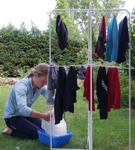 impregnation des vêtements