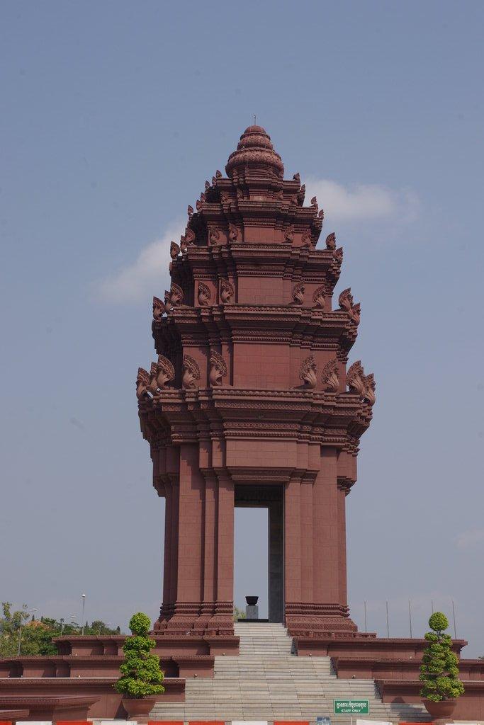 Monument de Phnom Penh