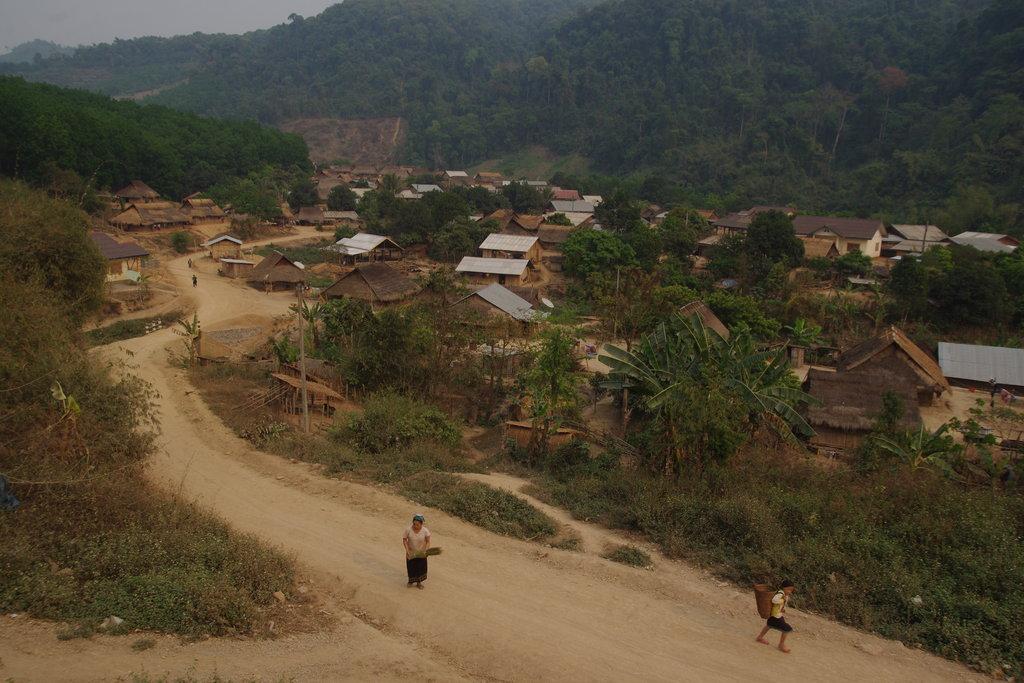 Village Lao